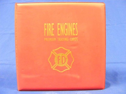 fire-engine-trading-cards-in-binder-approx.-522---MSC161