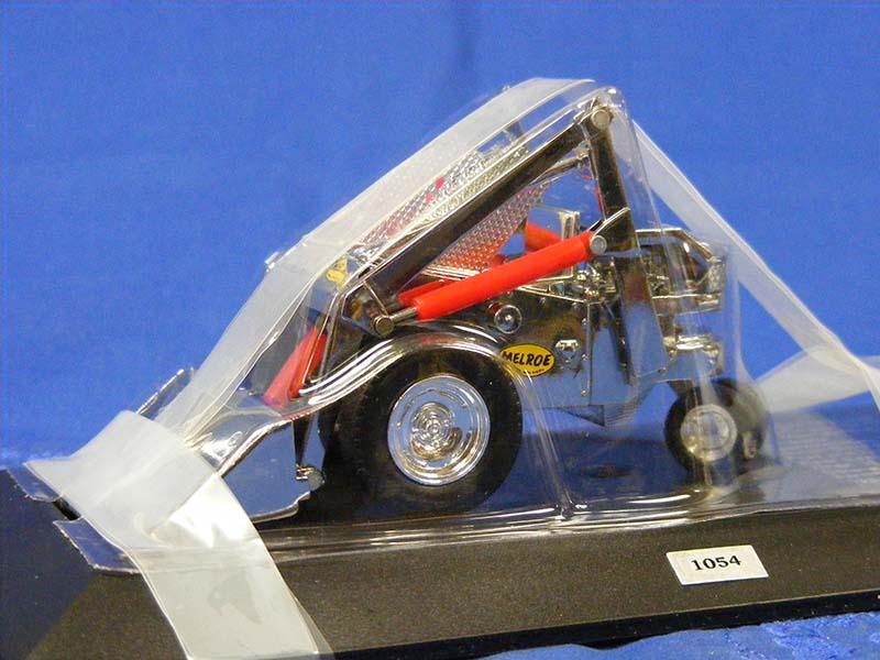 Bobcat M200 silver edition - chrome