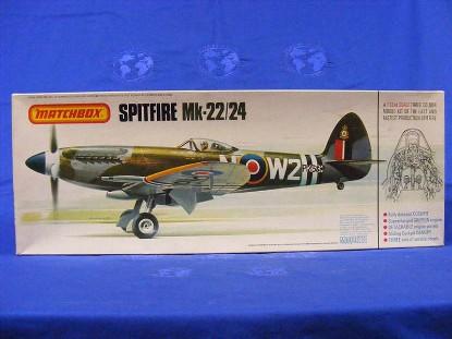 spitfire-mk-22-24-airplane-matchbox-MAT45014