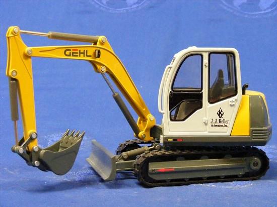 gehl-602-track-excavator-j.j.-keller-die-cast-promotions-DCP30670