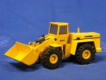 hanomag-66c-wheel-loader-yellow-cursor-models-CUR569Y
