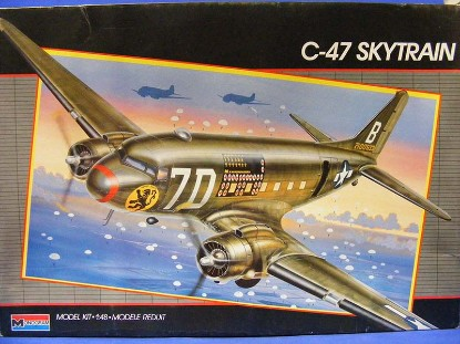 c-47-skytrain-airplane-kit-monogram-MON5607