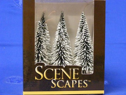 pine-trees-with-snow-5--6-set-of-6--bachmann-BAC32002
