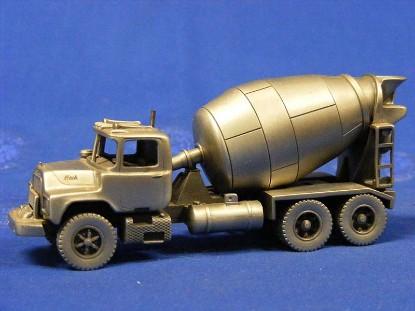 mack-concrete-mixer-precision-pewter-craft-PPCMACK