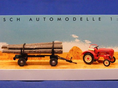 tractor-w-trailer-logs-busch-BUS50006