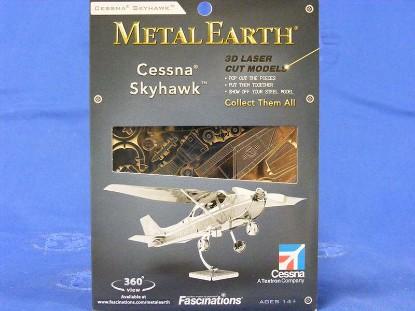 cessna-skyhawk-fascinations-metal-works-FMW045