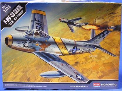 f-86f-30-sabre--us-air-force-academy-hobby-model-kits-AHM2162