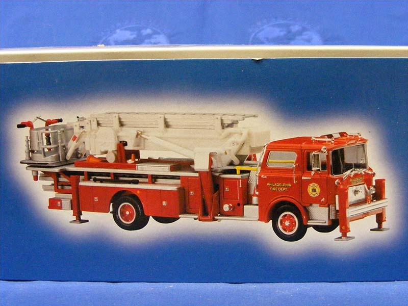 buffalo road imports mack cf tower philadelphia fire ladder trucks