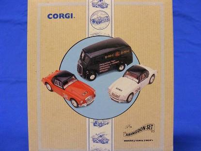 abingdon-3-piece-set-morris-van-2-mga-cars-corgi-COR97695