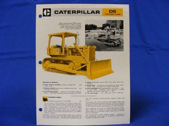 caterpillar-d5-dozer-spec-sheet-aehq9257--SLCATD5