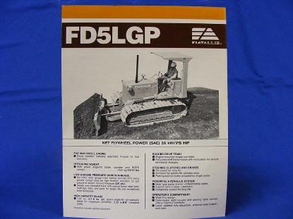 fiat-allis-fd5lgp-dozer-spec-75130069--SLFAFD5LGP