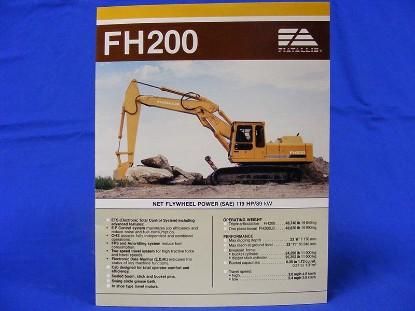 fiat-allis-fh200-excavator-specs-75130628--SLFAFH200