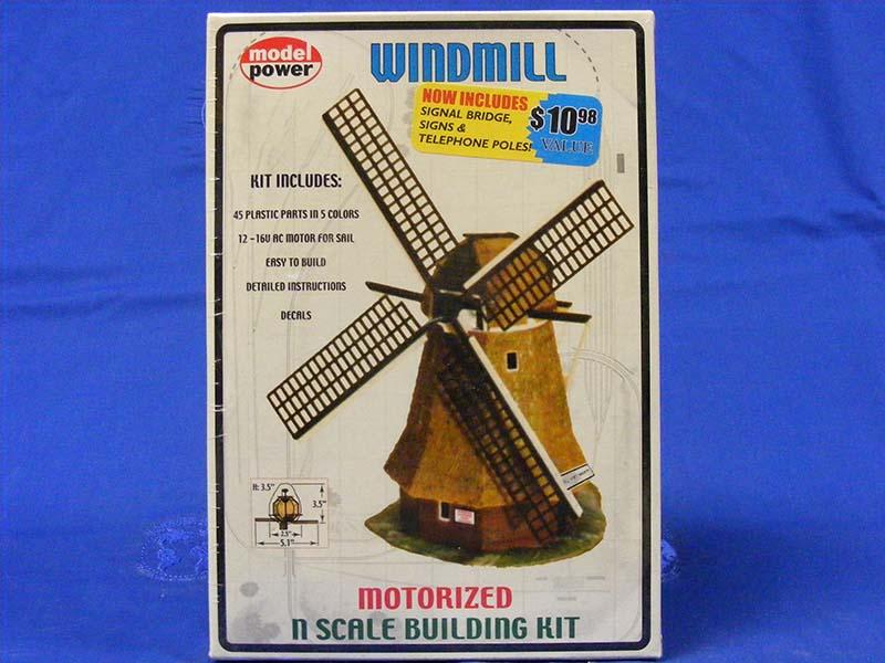Windmill - Motorized