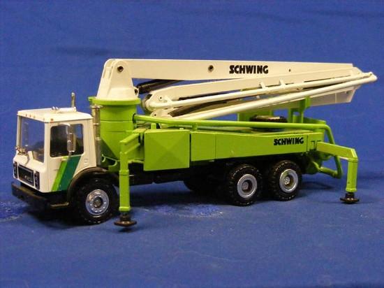 Schwing Concrete Trailer Pumps