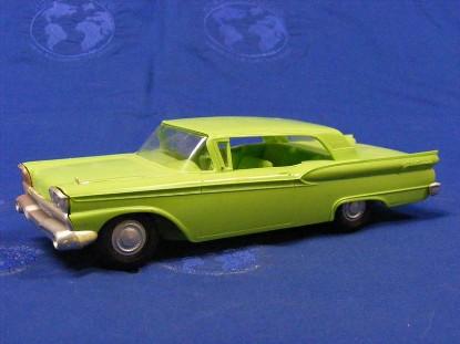 1959-ford-fairlane-galaxie--green-johan-models-JOH1959F