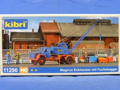 magirus-truck-with-crane-kibri-KIB11290