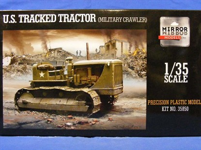 caterpillar-d7-crawler-tractor-mirror-models-ltd-MML35850