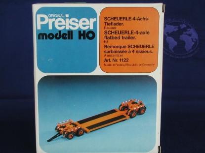 scheuerle-4-axle-depressed-center-trailer-preiser-PRE1122
