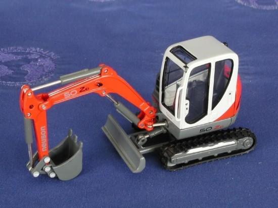 Picture of Neuson 50Z3 track excavator