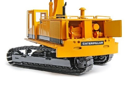Picture of Cat 245 face shovel  (LE1250 models)