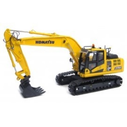 Picture of Komatsu PC210LCi-10 track excavator