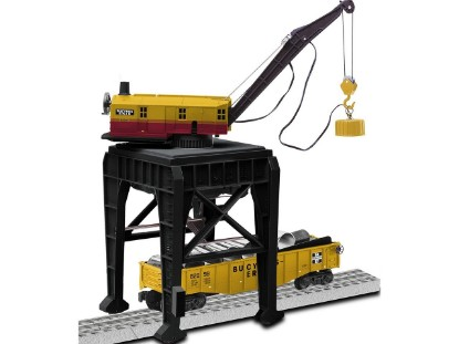 Picture of Bucyrus-Erie gantry crane