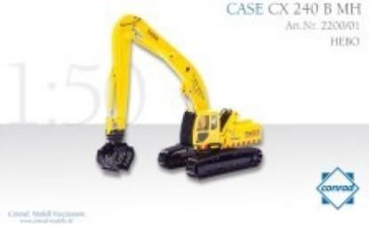 Picture of Case CX240B MH demolition excavator HEBO