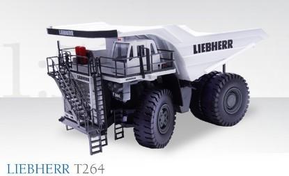 Picture of Liebherr T264 Mining Dump
