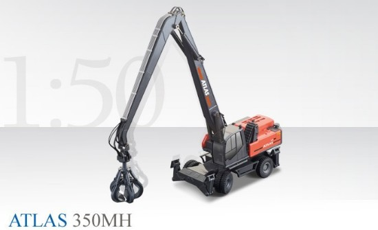 Picture of Atlas 350MH material handler
