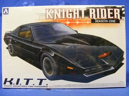 Picture of Knight Rider (K.I.T.T.) Season One