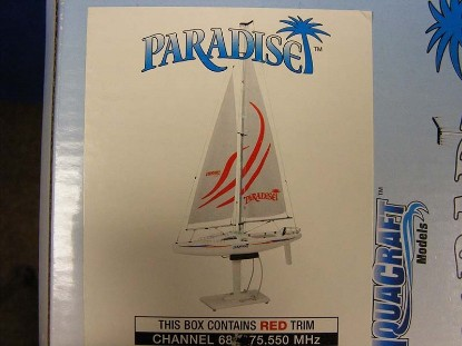 Picture of Paradise Sailboat - Radio control