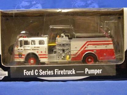 Picture of Ford C Series Firetruck - Pumper