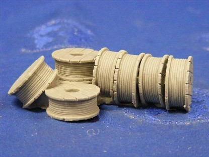 Picture of Cable Spools (Version 1)