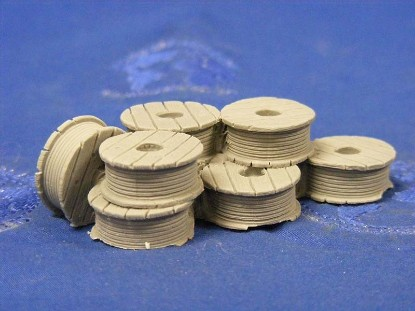 Picture of Cable Spools (Version 2)