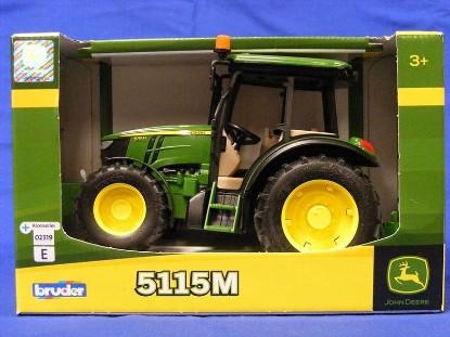 Picture of John Deere 5115M tractor