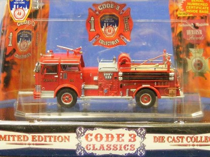Picture of  Mack C Pumper-F.D.N.Y.