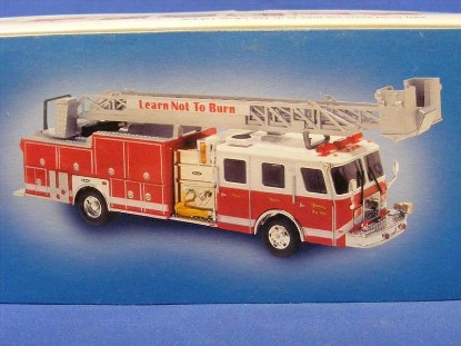 Picture of E-One 75ft Ladder Truck - Duncan Fire Dept.