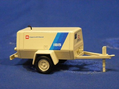 Picture of Ingersoll-Rand 185 compressor