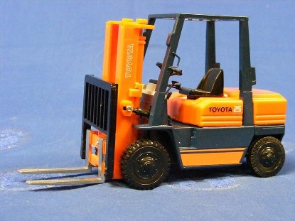 Picture of Toyota 25 forklift
