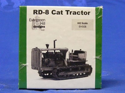 Picture of Cat RD-8 crawler tractor  (metal kit)