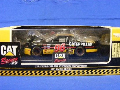 Picture of Caterpillar Stock Car Racing -Daniel Green #96