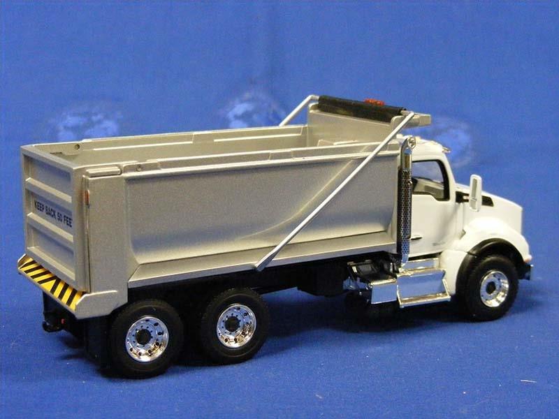Buffalo Road Imports. Kenworth T880 Dump Truck white ...Kenworth Dump Trucks Graphics