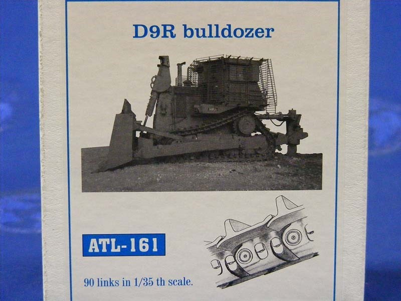 Picture of D9R Bulldozer Track Set (90 Links)