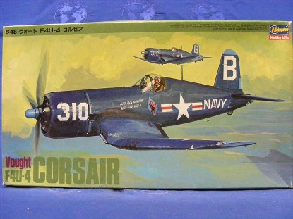 Picture of Vought F4U-4 Corsair