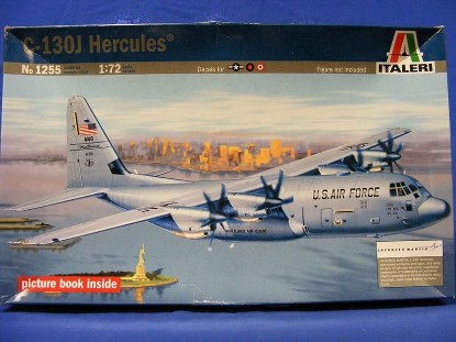 Picture of C-130J Hercules