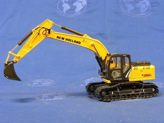Picture of New Holland 215 C excavator