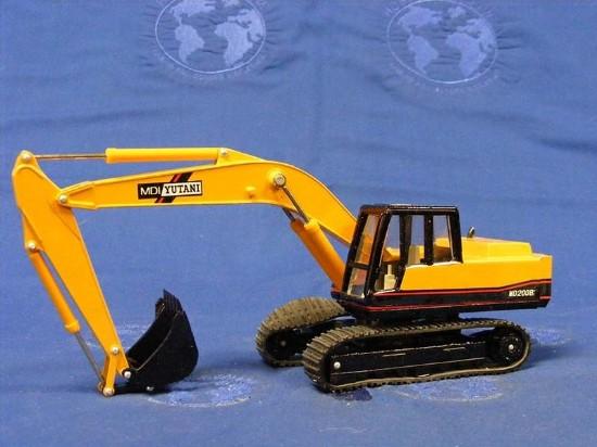 Picture of MDI Yutani MD200BLC track excavator