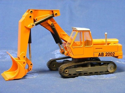 Picture of Atlas AB2002 hydraulic shovel