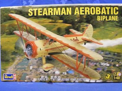 Picture of Stearman Aerobatic Biplane