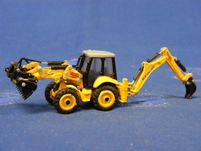 Picture of New Holland B115B Tractor Loader Backhoe